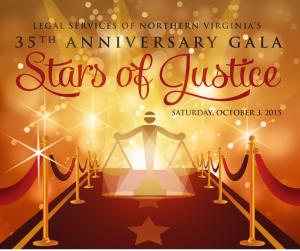Stars of Justice: LSNV's 35th Anniversary Gala
