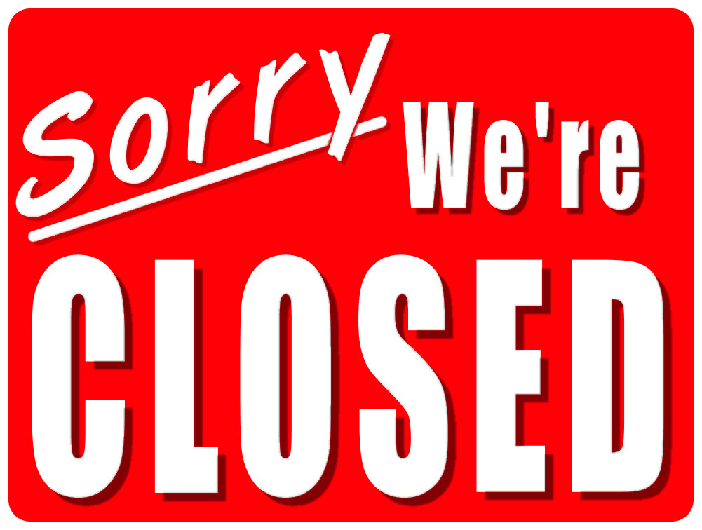 Closed door sign closed within office closed sign template legal closed door sign closed within office closed sign maxwellsz