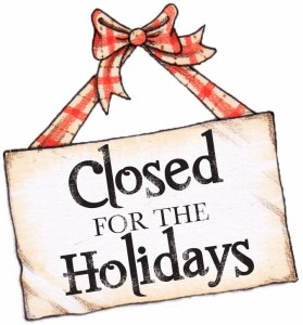 LSNV Offices Closed 12/25 and 12/26